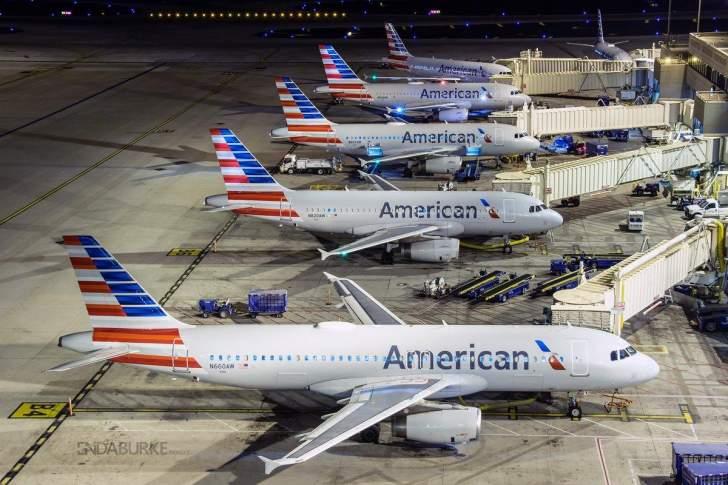 حركة الطيران اليومية في أميركا ترتفع 210% أمس الأحد