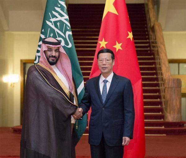 30 مليار دولار حجم التجارة بين الصين والسعودية في خمسة أشهر