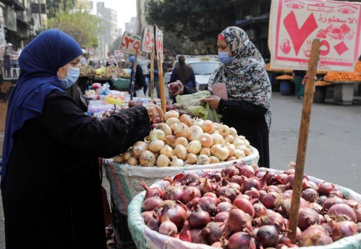 جهاز الإحصاء المصري: التضخم في المدن يرتفع إلى 4.9% في حزيران
