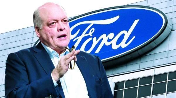 """ارتفاع راتب ومكافآت المدير التنفيذي لـ""""فورد"""" إلى حوالي 18 مليون دولار"""