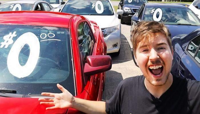 """""""يوتيوب"""": قناة تبيع سيارات بقيمة 100 ألف دولار بتكلفة تتراوح بين مجانا و12 دولار"""