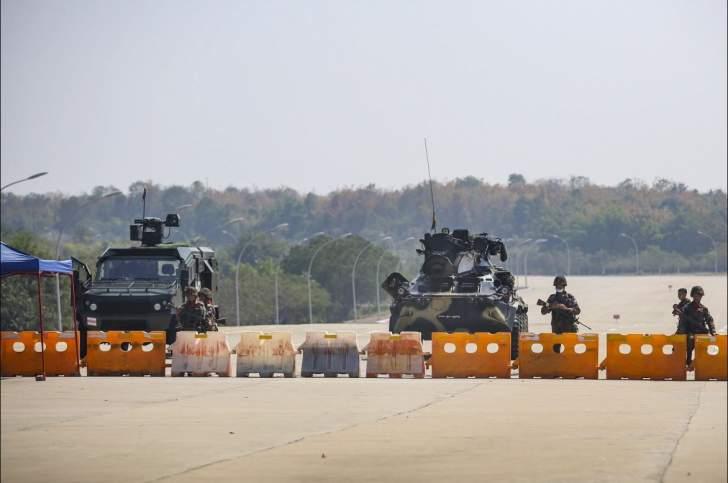 حكام ميانمار العسكريون يقرون استثمارات بقيمة 2.8 مليار دولار