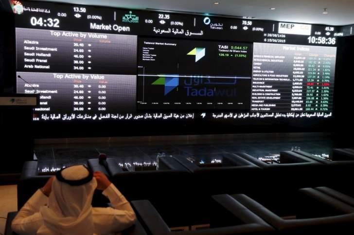 قيمة أسهم الأجانب بالسوق المالية السعودية تتراجع لـ196.9 مليار ريال