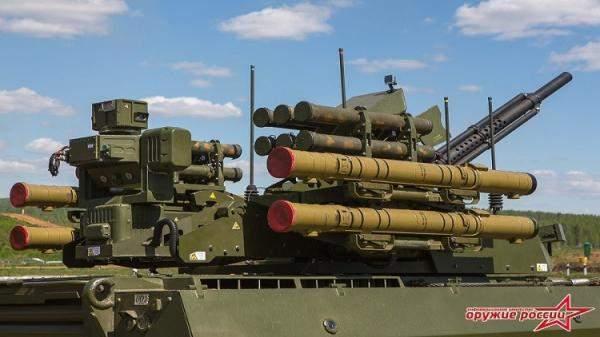 روبوت قتالي روسي وزنه 10 أطنان
