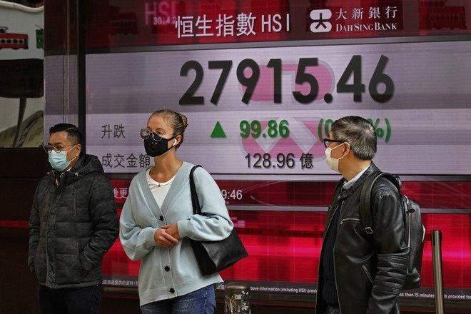 الأسهم الصينية تغلق على تراجع وتنهي سلسلة أرباح امتدّت لـ 3 جلسات