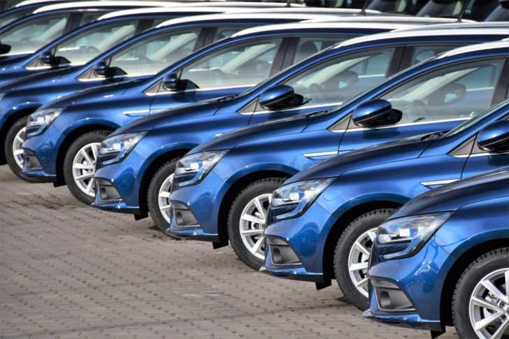تراجع مبيعات السيارات في أوروبا 8.4 % خلال الشهر الماضي