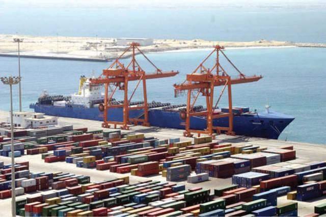 ميناء جازان يستقبل أول شحنة أنعام من البرازيل