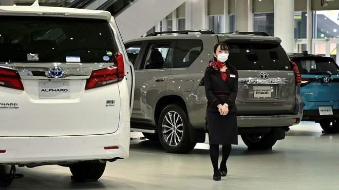 """""""تويوتا"""" و""""شيفرون"""" تتعاونان لتطوير سيارات تعمل بوقود الهيدروجين"""