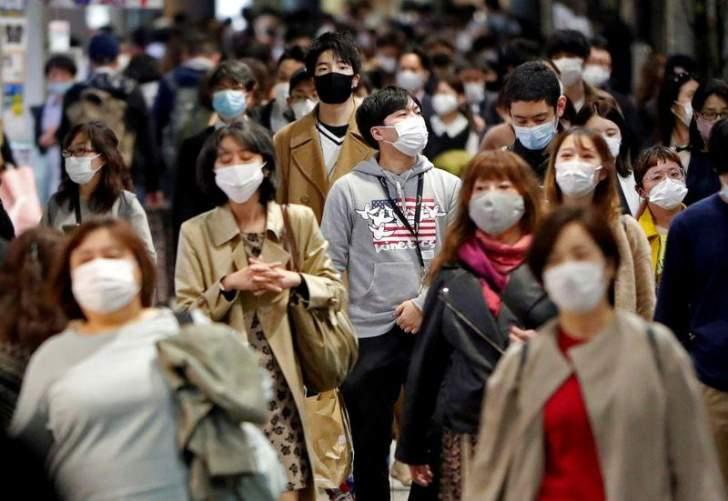 اليابان تدرس خفض حالة الطوارئ حتى بداية الأولمبياد