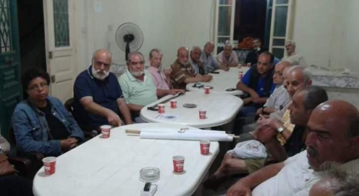 لجنة الدفاع عن المستأجرين في طرابلس: لضرورة وضع خطة للتحرك فيالشارع