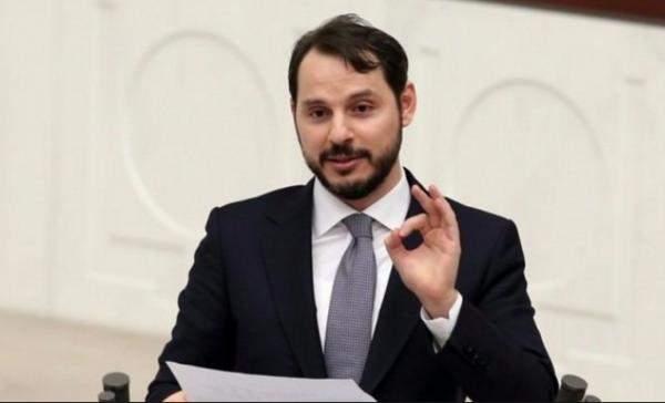 ألبيرق :الاقتصاد التركي سيسجل نموا سنويا إيجابيا في 2019