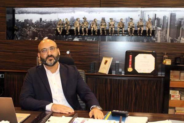 """الرئيس التنفيذي لـ""""كيدزموندو"""" سامر كحيل: نطمح بأن نصبح واحدة من الشركات العالمية في مجالنا حول العالم!"""
