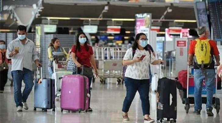 تايلاند تشهد عودة السياح للمرة الأولى منذ شهر آذار