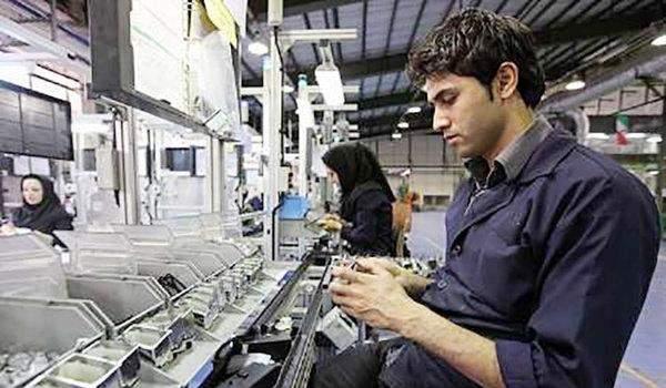 تدشين 3960 وحدة إنتاجية في إيران منذ آذار 2019