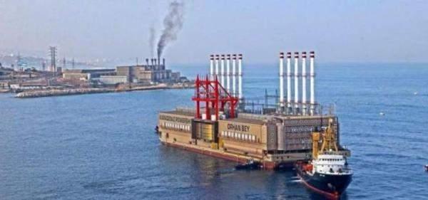 قرار للقاضي إبراهيم بحجز البواخر المنتجة للكهرباء