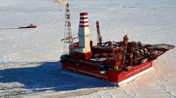إنتاج روسيا من النفط ومكثفات الغاز يرتفع إلى 10.25 مليون برميل يوميا