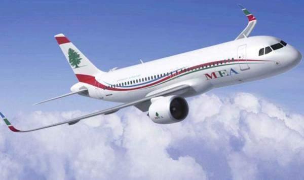 """جدول رحلات """"شركة طيران الشرق الأوسط"""" من 1 تموز ولغاية 22 تموز 2020"""