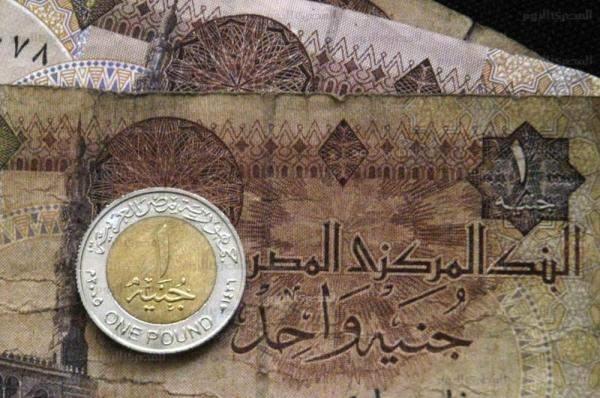 الجنيه المصري عند أعلى مستوياته أمام الدولار في 26 شهر