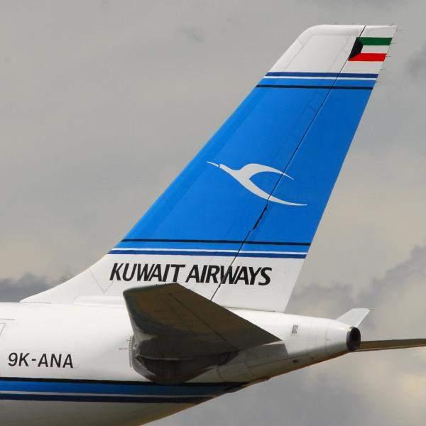 """""""الخطوط الجوية الكويتية""""تطلق أول رحلة مباشرة إلى أميركا"""
