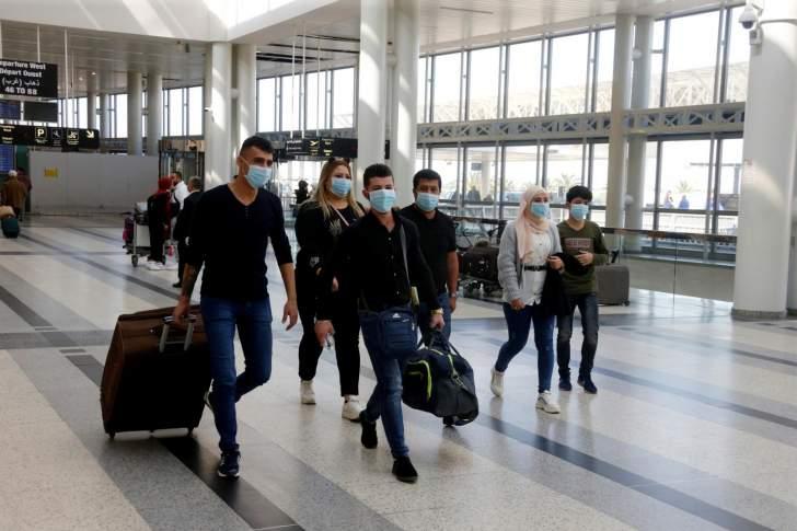 """إعفاء القادمين إلى لبنان من الـ""""PCR"""" في حال مر على تلقيحهم الجرعة الثانية من لقاح """"كورونا"""" فترة لا تقل عن 15 يوماً"""