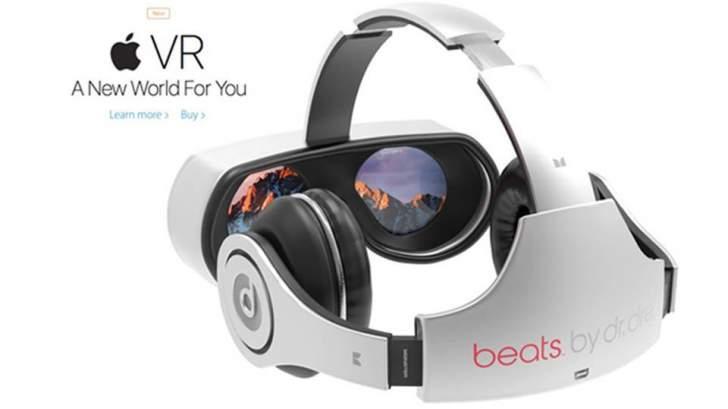 """""""آبل"""" تصمم سماعة للرأس متخصصة في الواقع الافتراضي"""