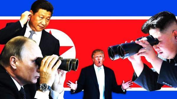 روسيا والصين تُعرقلان محاولة أميركية لفرض عقوبات جديدة على بيونغ يانغ