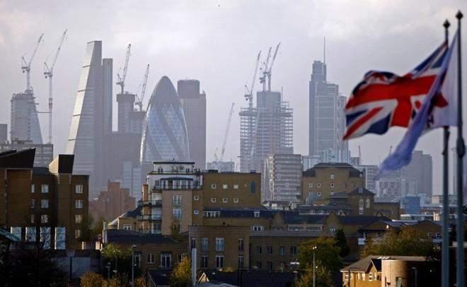 نمو اقتصاد بريطانيا بأسرع وتيرة منذ تموز 2020