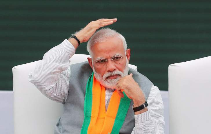 رئيس وزراء الهند: نحن في حالة حرب ضد الوباء