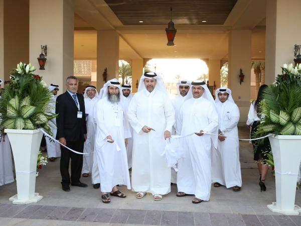 قطر تفتتح معرضها الدولي للقوارب
