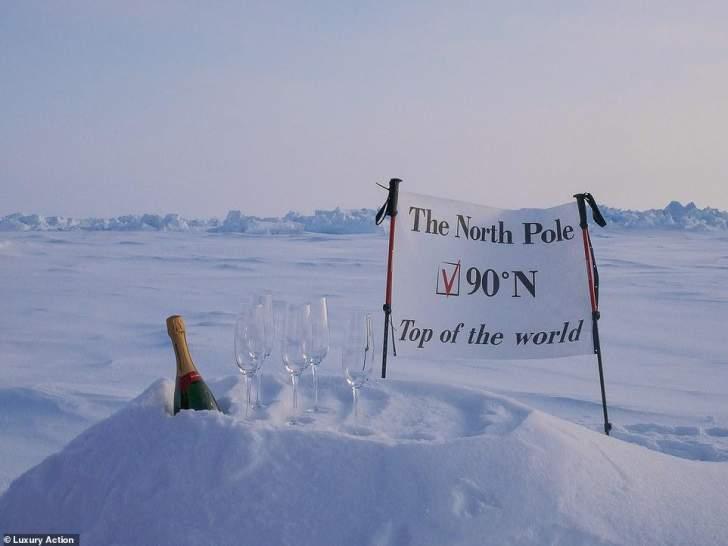 مقابل105 آلاف دولار يمكنك الإقامة في أقصى شمال العالم!