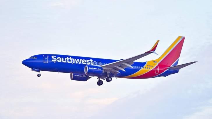 """""""ساوث ويست"""" تمدد إلغاء رحلات """"بوينغ 737 ماكس"""" ليصل عددها إلى 371 رحلة أسبوعيًا"""
