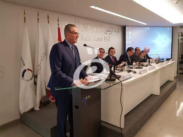 خوري: وقعنا مجموعة إتفاقيات مع روسيا لتوطيد العلاقات الإقتصادية