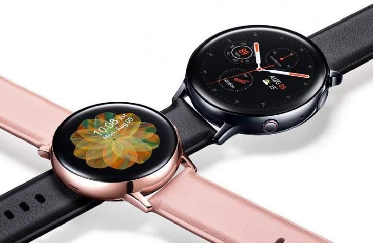 """""""سامسونغ"""" تقدمإصدارا جديدا من ساعة """"غالاكسي Watch Active 2"""""""