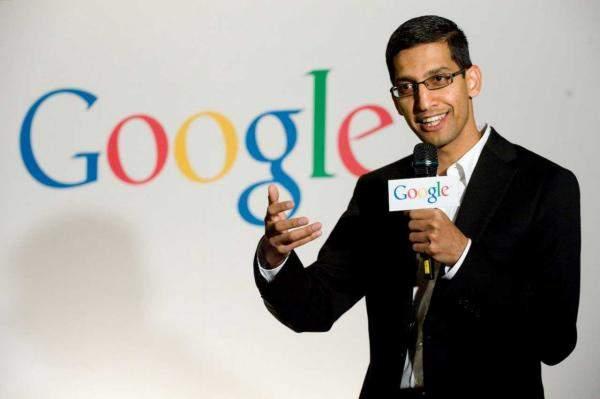 """المدير التنفيذي لـ""""غوغل"""" أمام الكونغرس: لا نمارس الاحتكار وسط تنافس كبير"""
