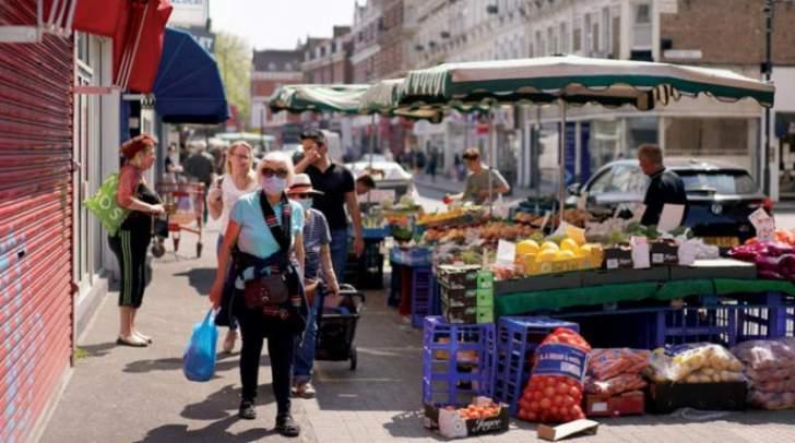 ارتفاع التضخم في بريطانيا بأكبر وتيرة على الإطلاق منذ بدء الاحصاء خلال شهر آب