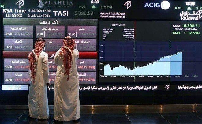 البورصة السعودية تغلق على ارتفاع بـ 0.11 % عند 8054 نقطة