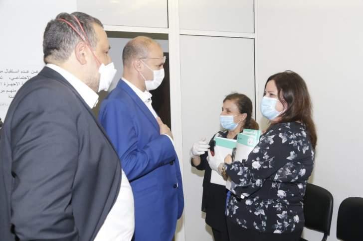 حسن: أبواب وزارة الصحة مفتوحة لتقديم الخدمة التي يحتاج إليها المواطنون