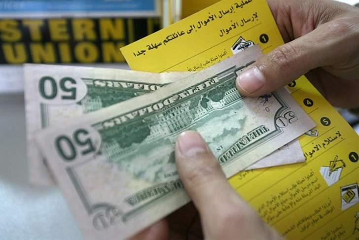 كم بلغ سعر الدولار للتحاويل النقدية الإلكترونية اليوم؟