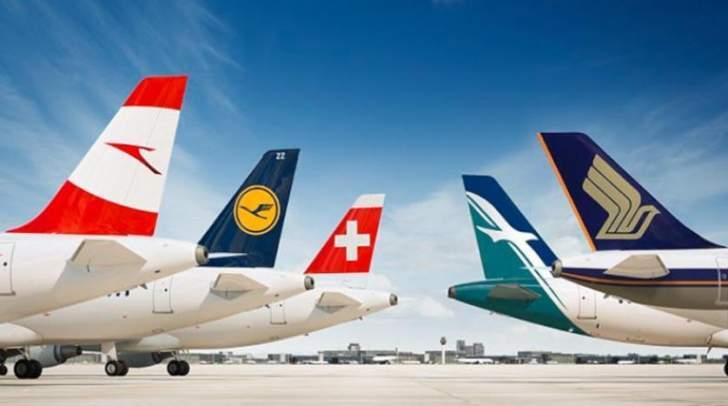 """شركات الطيران المتضررة بشدة من """"كوفيد-19"""" تضغط لتسريع عودة السفر عبر المحيط الأطلسي"""