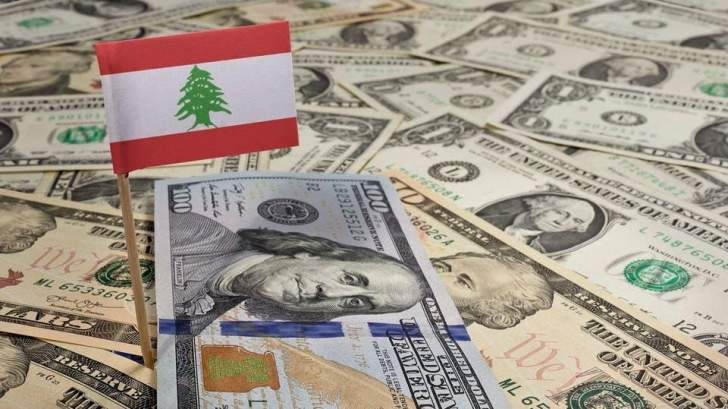 سعر صرف الدولار يتراجع إلى ما دون 2200 ليرة لبنانية