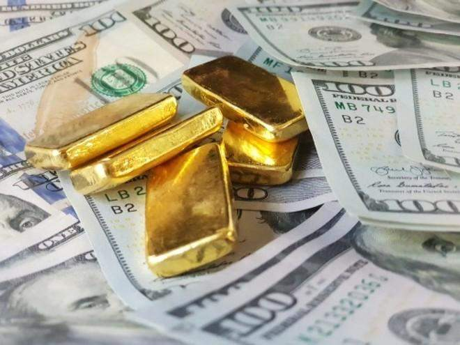 الذهب يتراجع مع ترقب الأسواق قرار المركزي الأوروبي وبيانات أميركية
