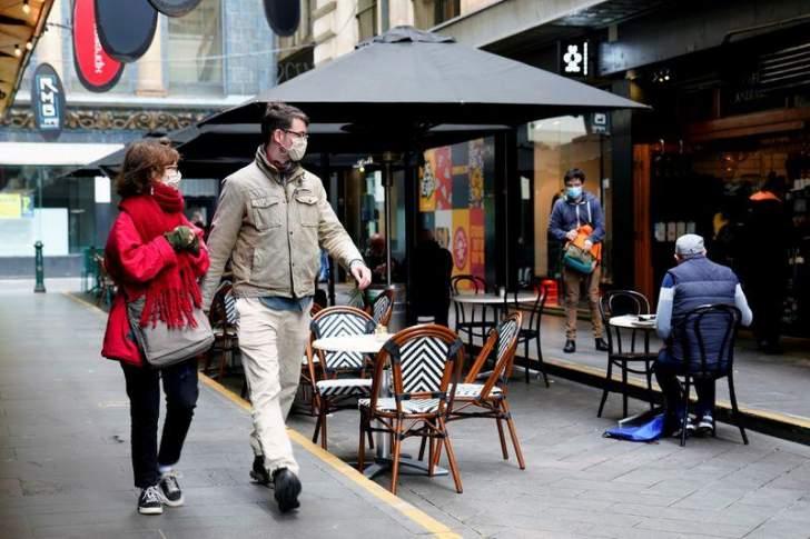 أستراليا تلغي إلزامية الكمامات في الأماكن العامة وتقترب من العودة للحياة الطبيعية