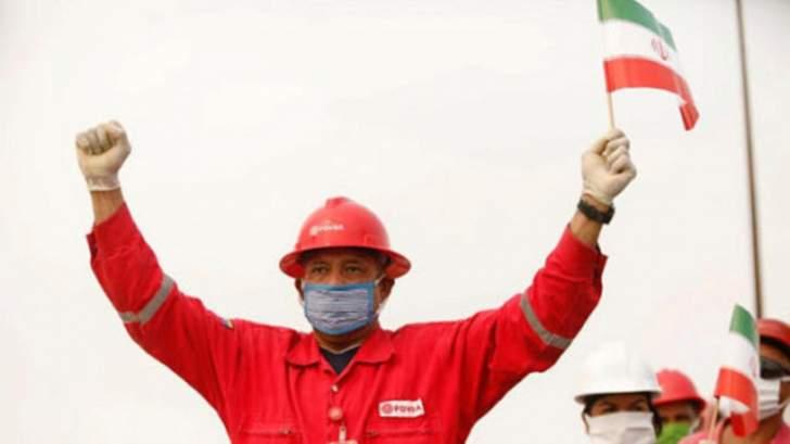 وصول ناقلة النفط الإيرانية الأخيرة إلى ميناء في فنزويلا