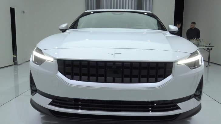 """""""فولفو"""" تكشف عن علامة تجارية للسيارات الكهربائية تحمل إسم """"بولستار"""""""