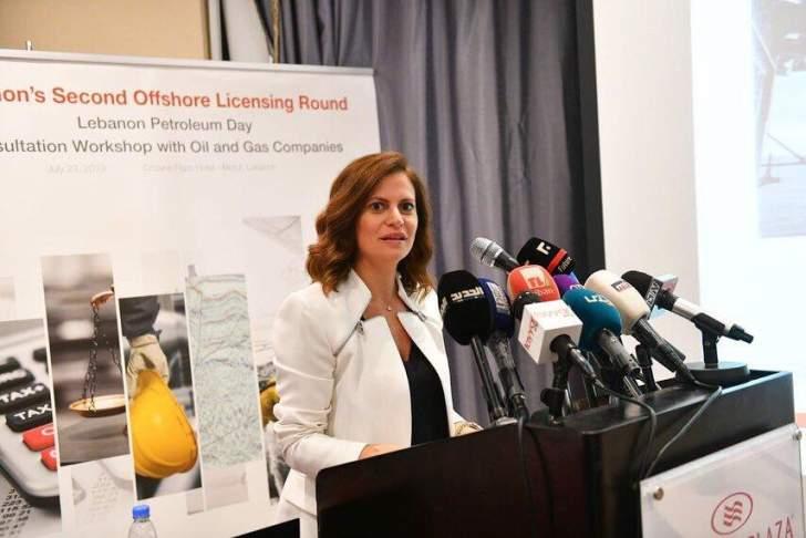 بستاني: خطة الكهرباء هدفها خفض العجز والغاؤه وتحسين الخدمة والتغذية