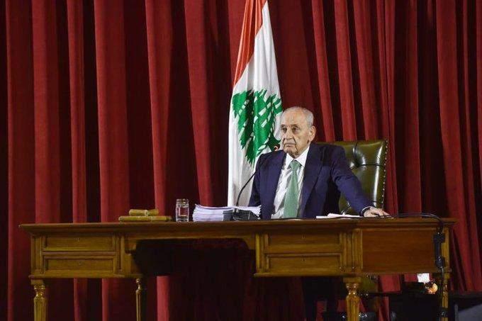 بري يدعو إلى جلسة عامة لمناقشة رسالة رئيس الجمهورية يوم الجمعة