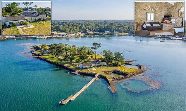 جزيرة خاصة للبيع مقابل 4.1 مليون دولار!