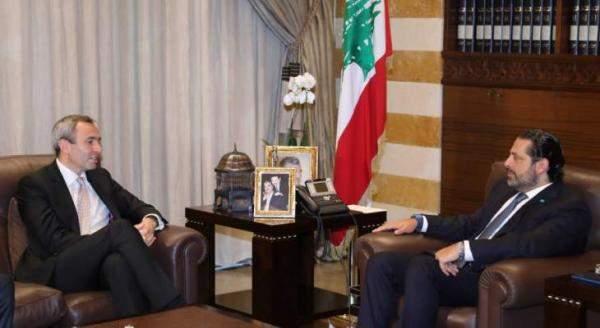 السفير البريطانيبحث مع الحريري حزمة الدعم الاقتصادي