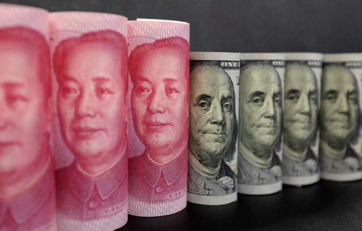 احتياطات الصين من النقد الأجنبي تقفز إلى 3.115 تريليون دولار