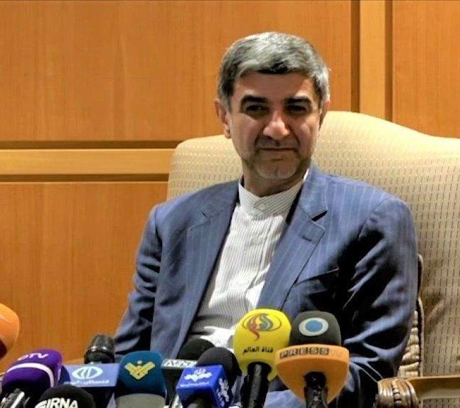 السفير الإيراني: مستعدون للمساعدة في كافة المجالات التي يحتاج لها لبنان